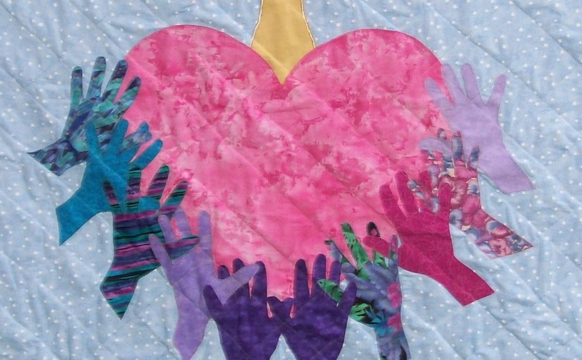Affirmation Quilt Ministry – Blessed Offerings