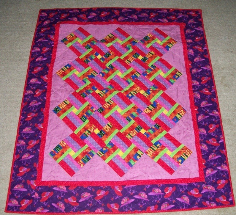 Photo of Serendipitous Graces Quilt